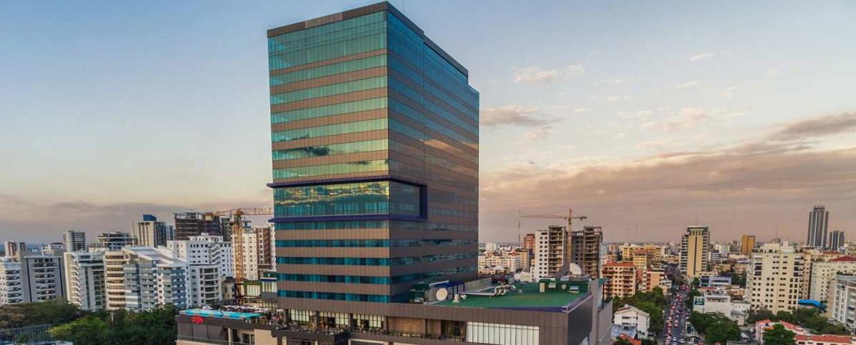 Blue Mall, Santo Domingo, Dominican Republic – Geoplast