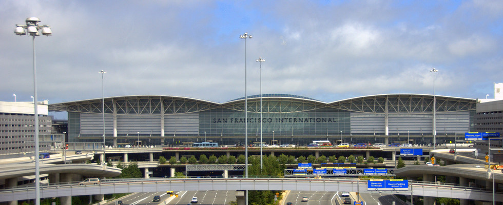 San Francisco Airport Redevelopment