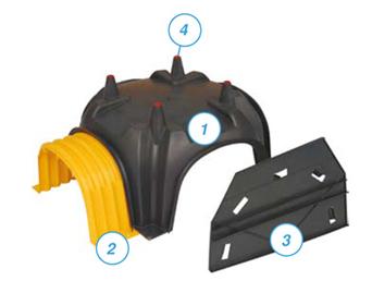 Biomodulo accessories