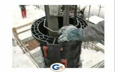 CASSEFORME - GEOTUB - Cassaforma riutilizzabile per