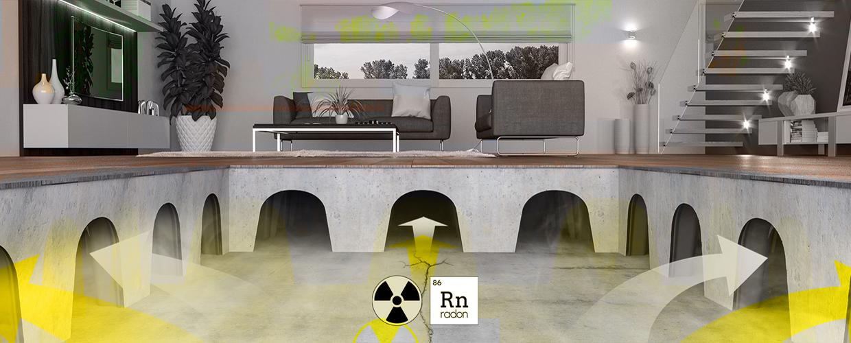 Modulo Radon gass mitigation