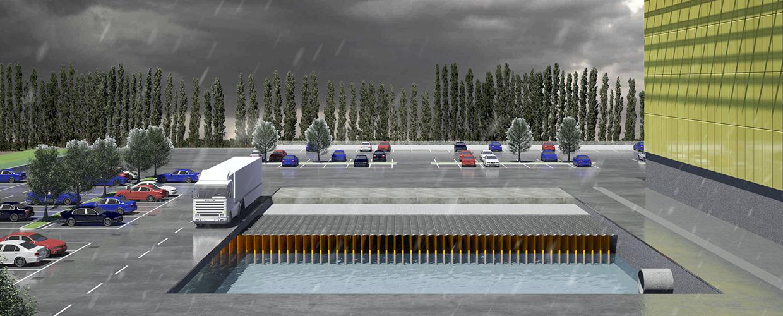 Geoplast New Elevetor Tank