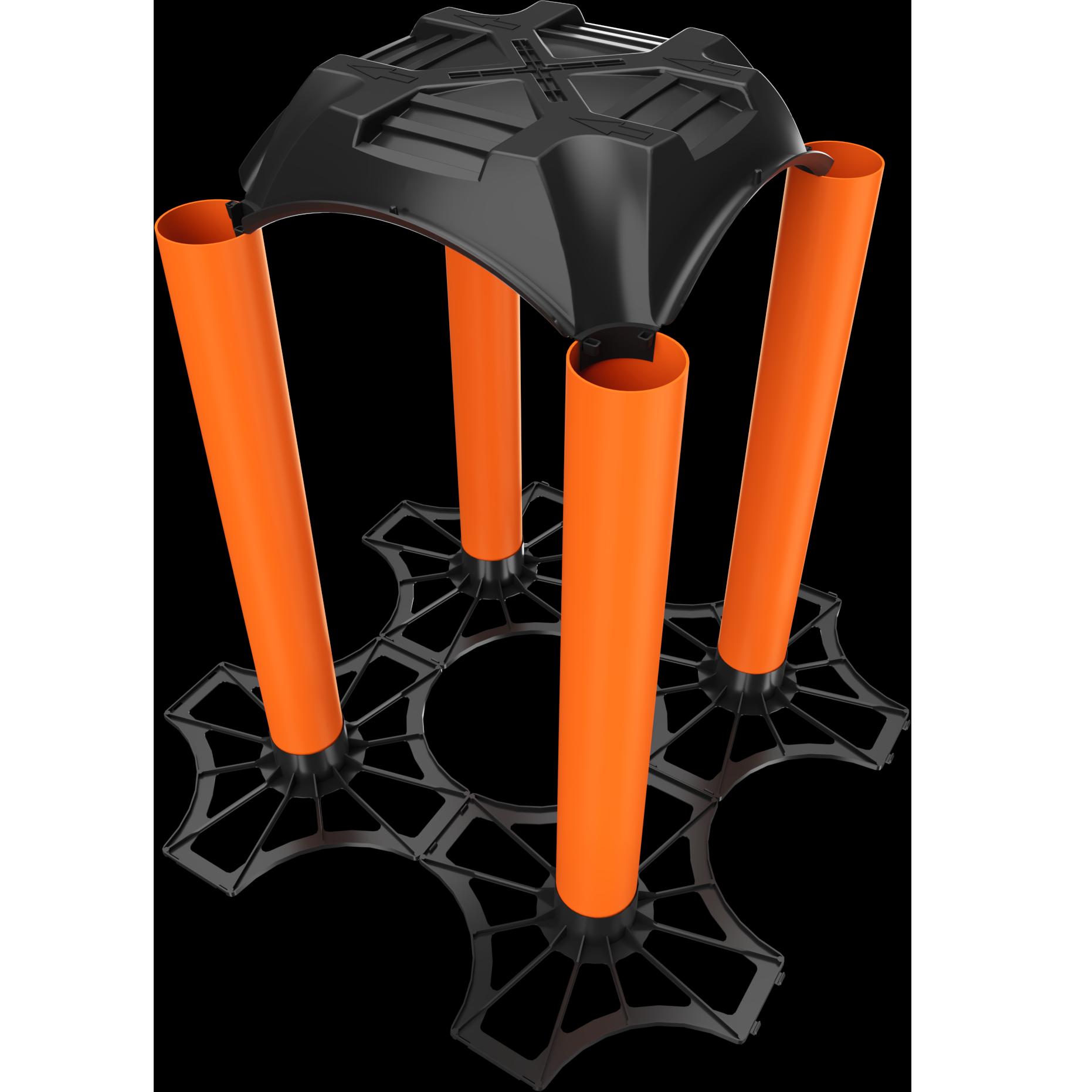 Geoplast New Elevetor modular element