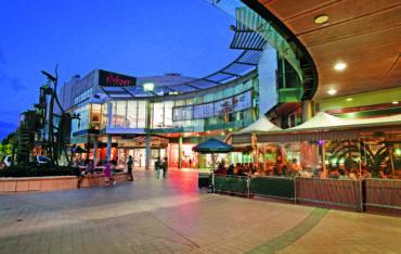 Shopping Center Manukau City Geopanel