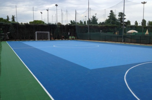 SURFACES POUR FUTSAL Gripper Indoor