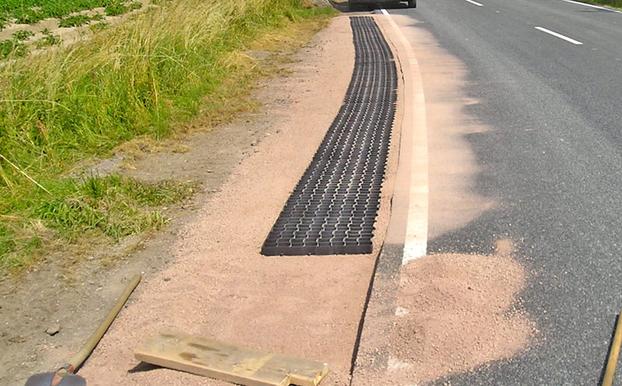 Reinforcement of roadside_3