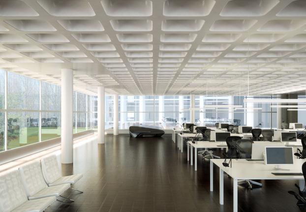 Solai bidirezionali per edifici direzionali