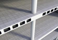 Planchers bidirectionnels pour bâtiments résidentiels