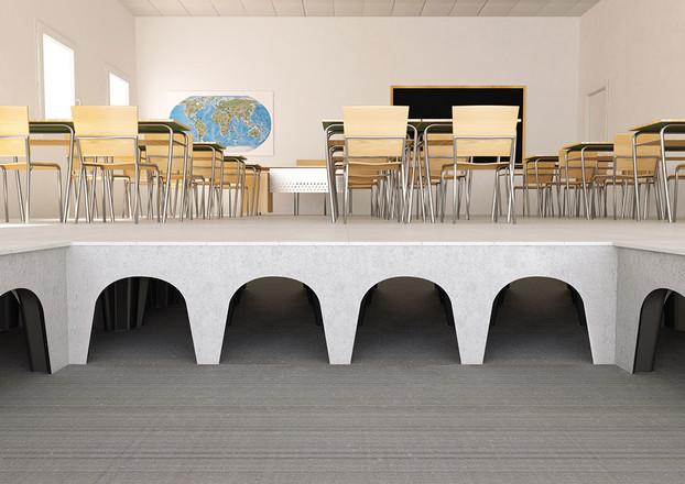 Fondazioni per edifici scolastici