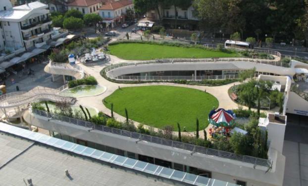 Intensiv-Dachgarten