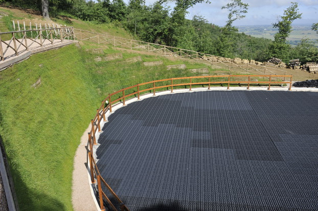 Consolidation of equestrian surfaces_21