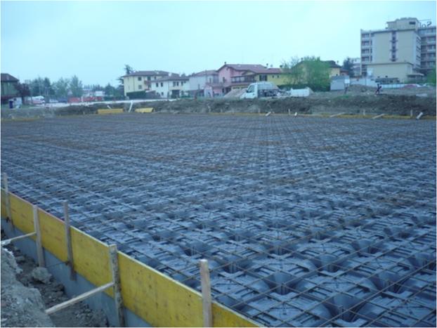 Parking lots drainage 1