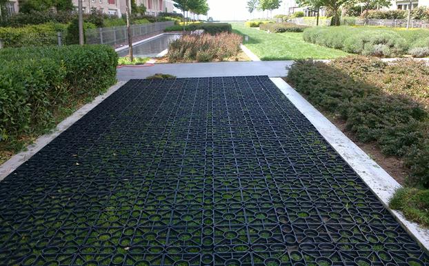 Soluzione Parcheggio Su Prato Esistente Geoplast
