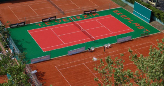 superfici per il tennis gripper outdoor