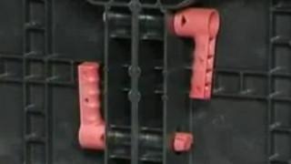 geopanel 3 montaggio barre angolo