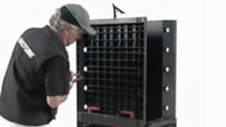 geotub panel 1 montaggio