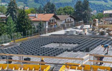 GeoPlast Progetto Cantiere Bolzano 11