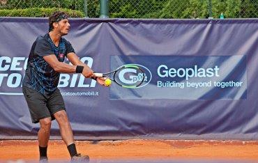 Gripper Tennis at ATP Vicenza