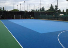 Futsal surface Gripper Outdoor