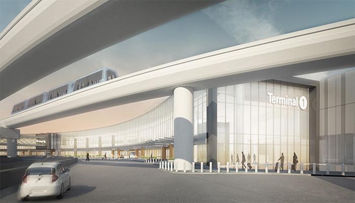 San Francisco Airport Terminal 1 Redevelopment