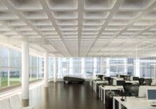Sistema para la realización de forjados aligerados para edificios direccionales