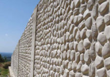 Geopanel Artstone textured panels
