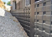 Protection of basement walls