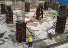 CONSTRUCCIÓN DE GRANDES COLUMNAS
