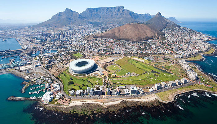 Summary of Geoplast residential projects in South Africa