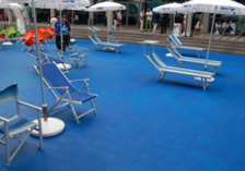 leisure areas surface