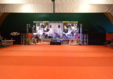 gripper indoor dancing surface