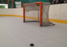 Inline hockey surface Gripper Indoor