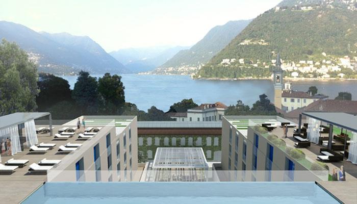 Hilton Lake Como Hotel