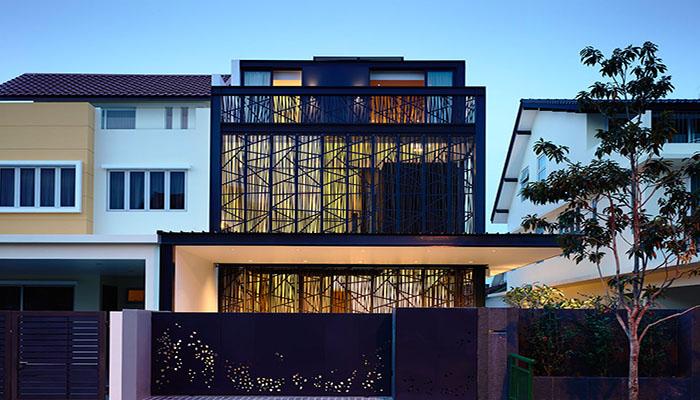 The Bowmont Gardens Villa in Singapore