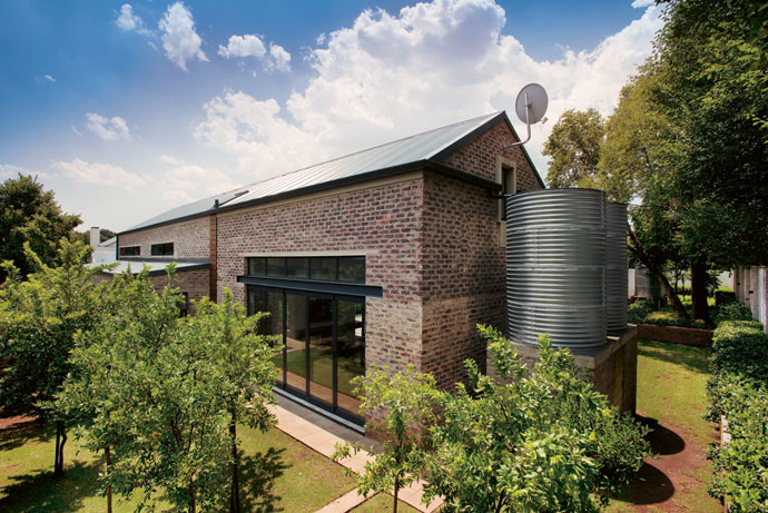 Modulo Project The Link House in Centurion, South Africa