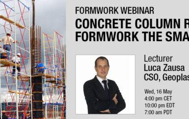 Geoplast webinar Concrete Column Repair