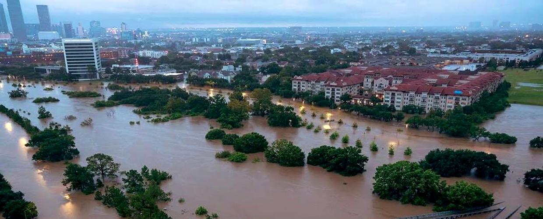 Floods in Houston, Texas