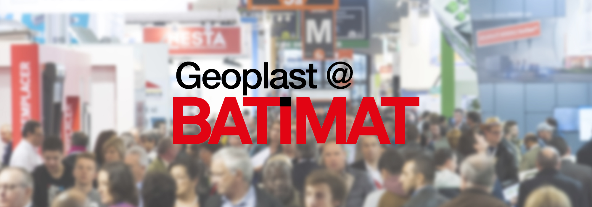Geoplast Batimat 2019