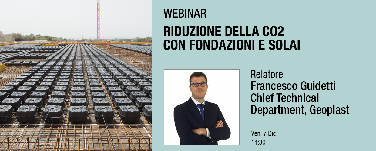 Geoplast Webinar Events Francesco Guidetti December 2018