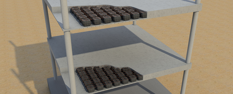 New Nautilus designed to lighten reinforced concreteslabs