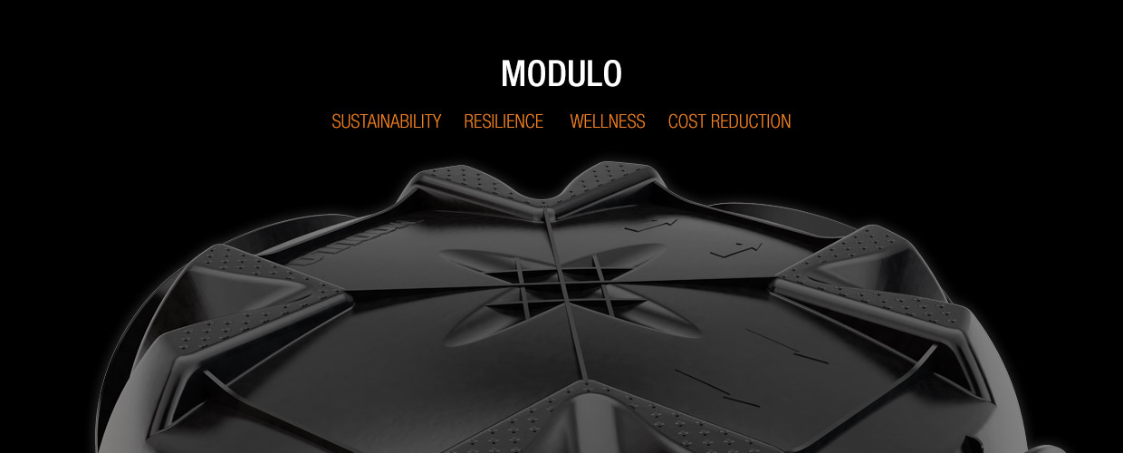 Modulo sustainability resilience wellness cost reduction