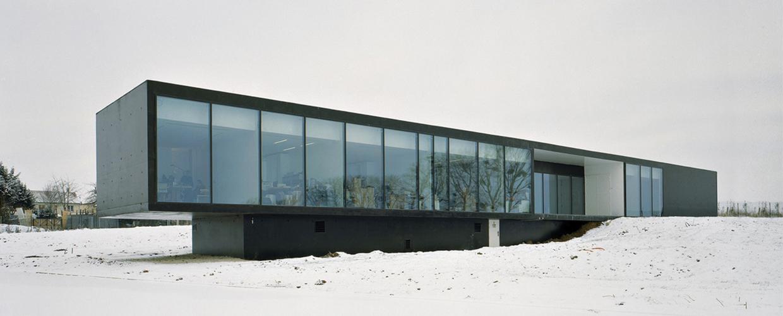 Marchesini HQ, Geoplast, Drening