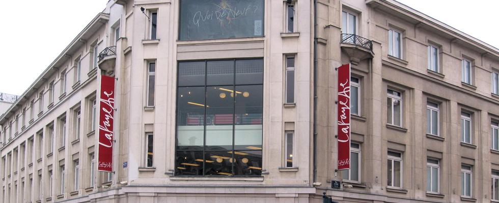 Gallery Lafayette