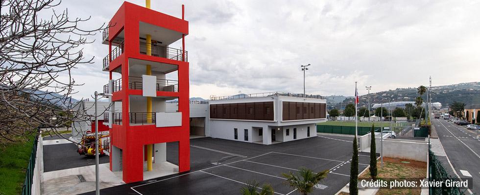 Rescue center, Saint Laurent du Var, Geoplast, New Elevetor Tank