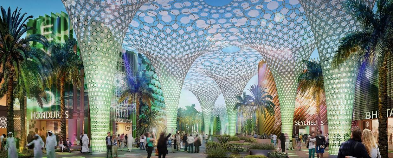 Geoplast, New Elevetor, Dubai 2020 Expo