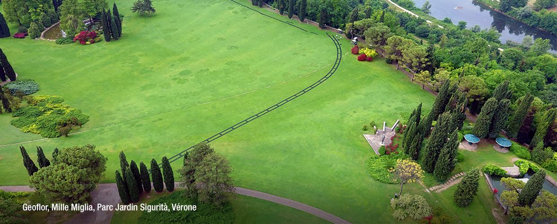 Geoflor Mille Miglia Parc Jardin Sigurità, Vérone