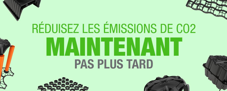 Geoplast blog Agissez maintenant: appelez-nous afin de réduire immédiatement les émissions de CO2